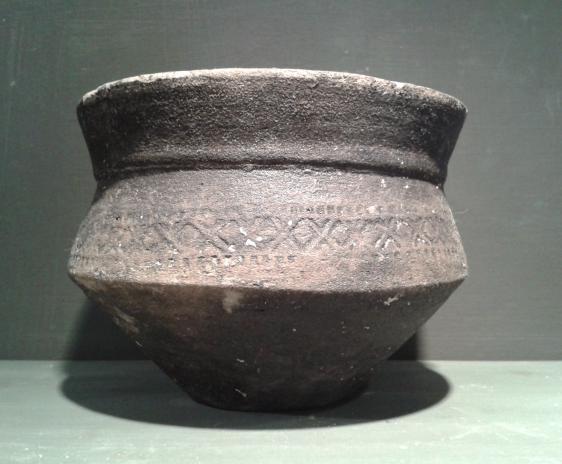 merovingisch aardewerk