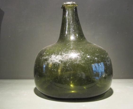 fles 18° eeuw